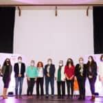 Cerca de 40 personas asisten a las V jornadas de 'La Voz de la Mujer' en Villa de Mazo